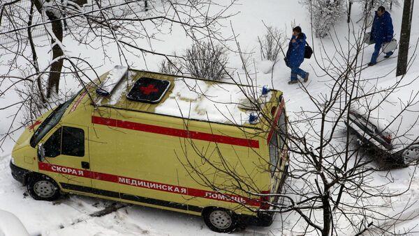 An ambulance car - Sputnik International