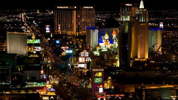 Las Vegas Strip - Sputnik International