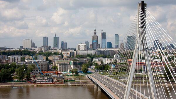 Cities of the world. Warsaw - Sputnik International