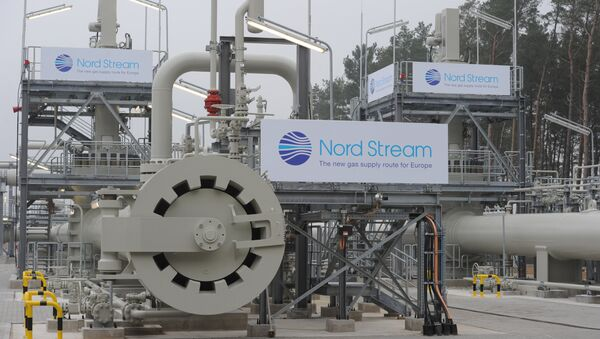Nord Stream gas pipeline launched in Germany - Sputnik International