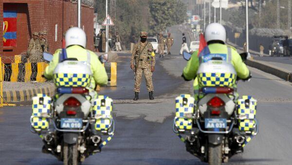 Pakistan police - Sputnik International