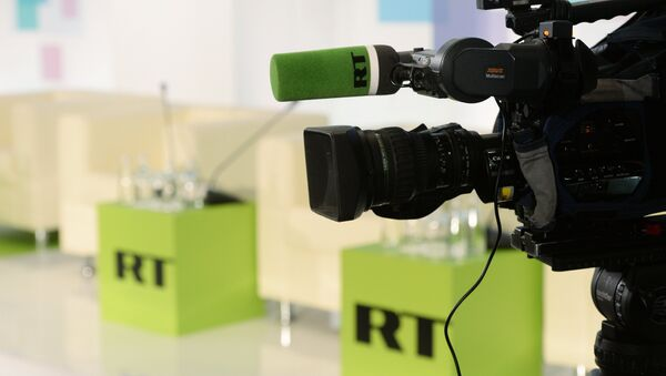 RT conference, Shape-shifting Powers in Today's World - Sputnik International