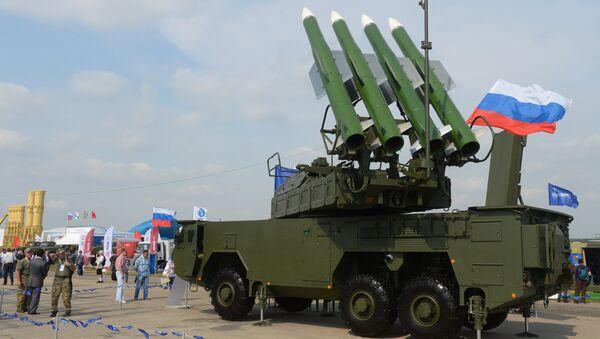 BUK-M2E surface-to-air missile system - Sputnik International