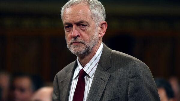 Jeremy Corbyn - Sputnik International