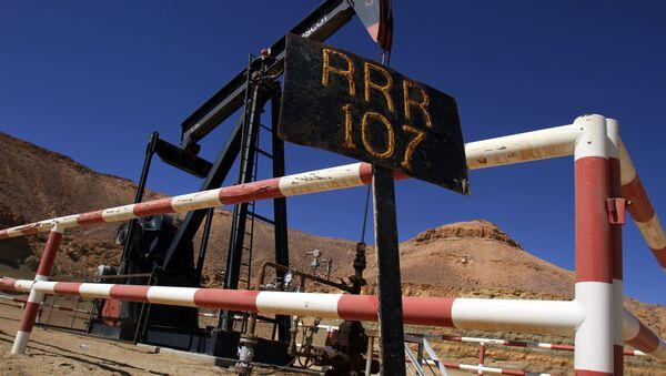 Libyan oil field - Sputnik International