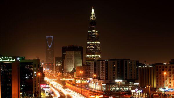 A general view shows the bustling Saudi capital Riyadh, Late 03 October 2007 - Sputnik International