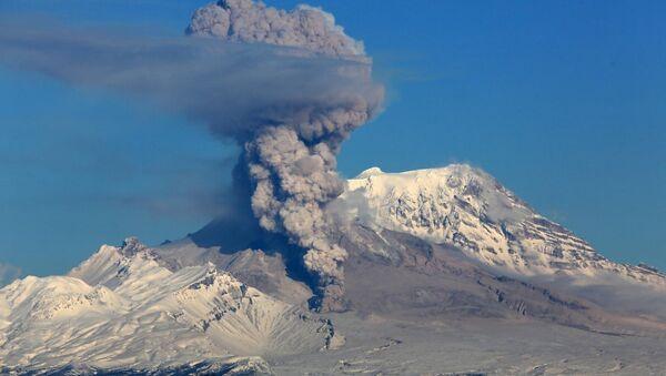 Shiveluch Volcano - Sputnik International