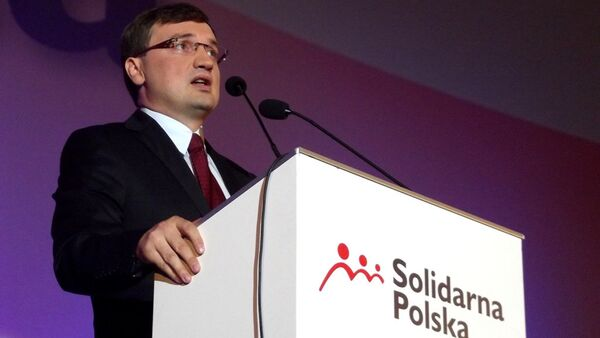 Zbigniew Ziobro - Sputnik International