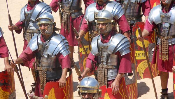 Roman soldiers - Sputnik International