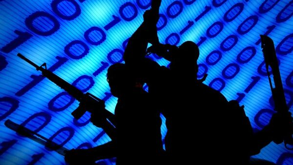 Encryption tips from Daesh - Sputnik International