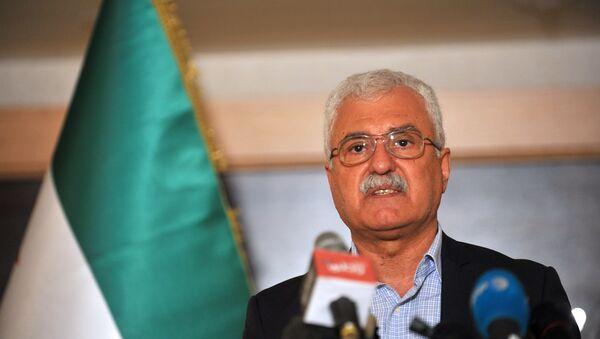 Syrian opposition representative George Sabra. (File) - Sputnik International