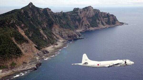 P-3C patrol plane of Japanese Maritime Self-Defense Force - Sputnik International