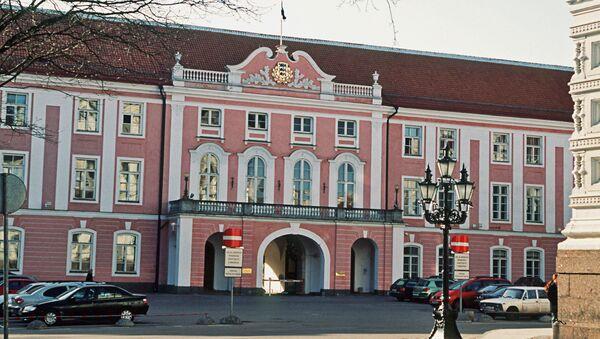 Parliament building in Tallinn - Sputnik International