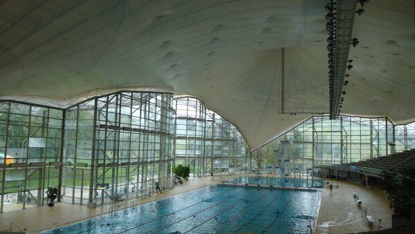 A public pool. - Sputnik International