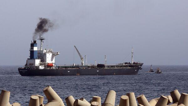 Oil tanker Morning Glory - Sputnik International