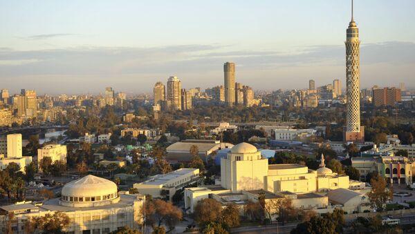 Morning view of Cairo - Sputnik International