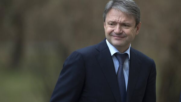 Russian Minister of Agriculture Alexander Tkachyov - Sputnik International