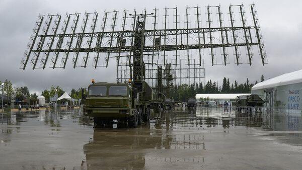 The 55Zh6M Nebo-M mobile multiband radar system - Sputnik International