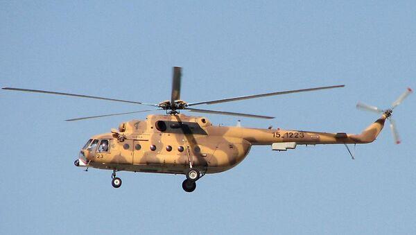 Mi-17  Iran Army - Sputnik International