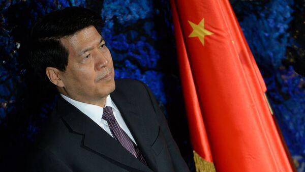 China's Ambassador  to Russia Li Hui - Sputnik International