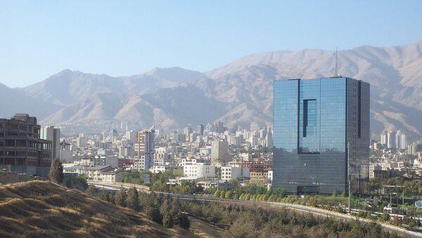 Central Bank of Iran, Tehran - Sputnik International