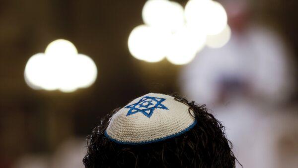 A member of the Jewish community - Sputnik International