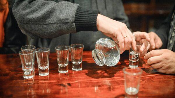 Alcohol drink - Sputnik International