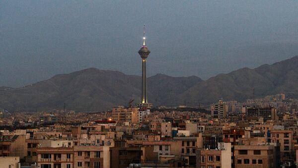 World cities. Tehran - Sputnik International