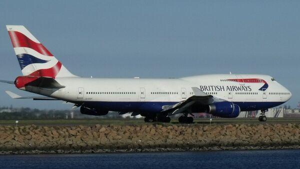 British airlines - Sputnik International