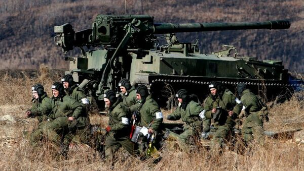 Russian and Serbian troops conducted their first joint exercise in Serbia; the Russian Defense Ministry said the joint exercises between the two countries would continue. - Sputnik International