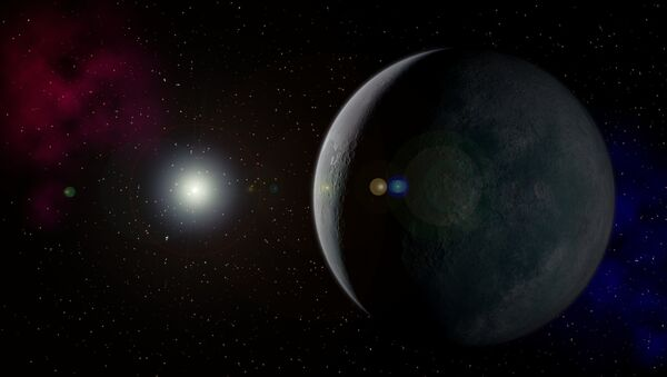 Hypothetical Planet Nine - Sputnik International