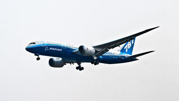 Boeing 787-8 Dreamliner - Sputnik International