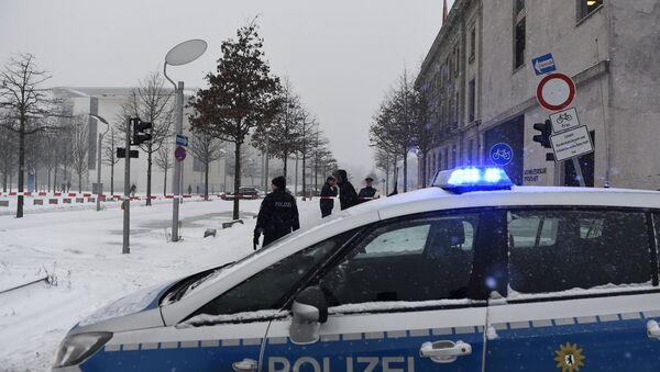 Germany police - Sputnik International