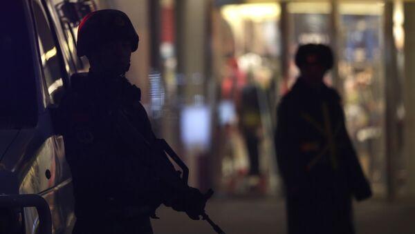 Chinese Police - Sputnik International