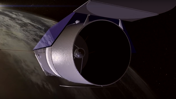 The Wide-Field Infrared Survey Telescope (WFIRST) - Sputnik International