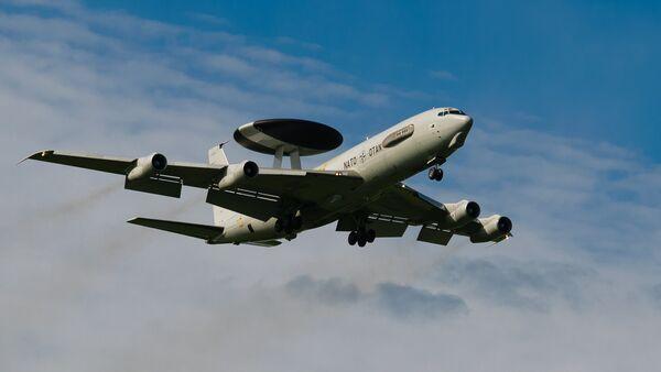 Boeing E-3 Sentry AWACS. - Sputnik International