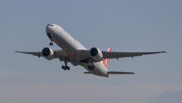 Turkish Airlines Boeing 777-300 - Sputnik International
