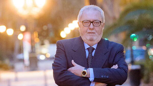 Pedro Agramunt - Sputnik International