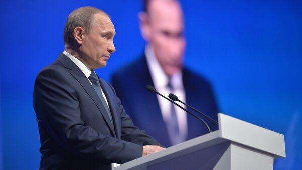 President Putin visits North Caucasus Federal District - Sputnik International