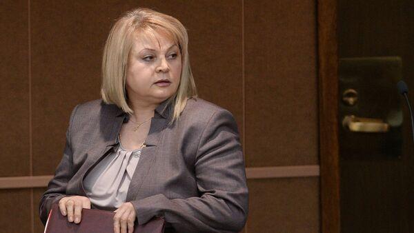 Russia's Human Rights Commissioner Ella Pamfilova - Sputnik International