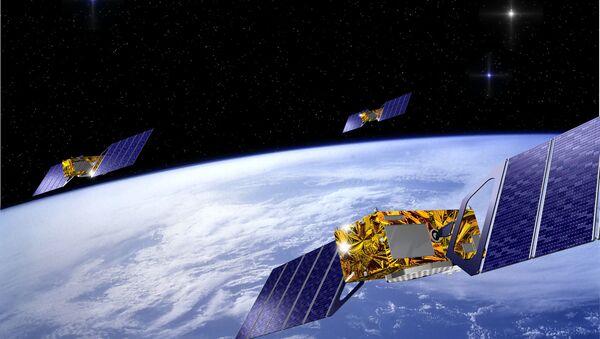 Galileo satellite system - Sputnik International