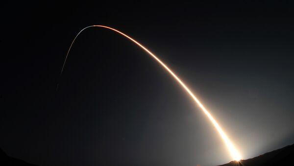 Launch of Minotaur IV rocket - Sputnik International