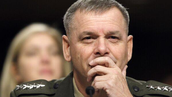 Gen. James Cartwright - Sputnik International
