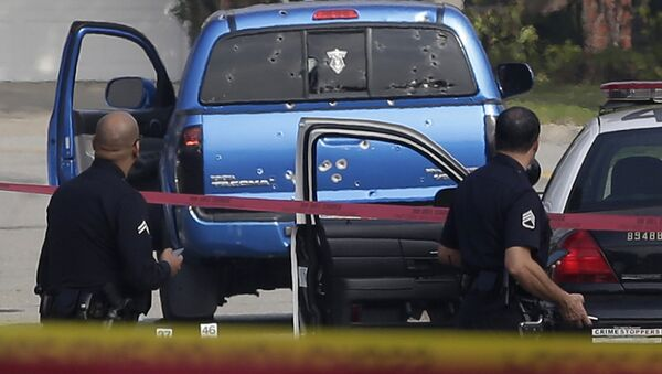 No Charges for LAPD Officers who Shot Newspaper Delivery Truck Over 100 Times After Mistaken ID - Sputnik International