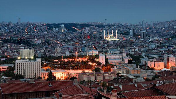 Ankara - Sputnik International