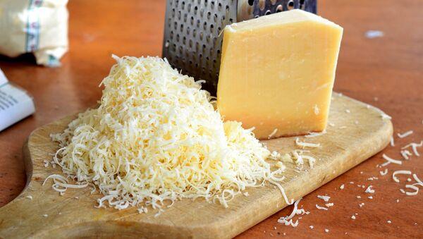 Parmesan cheese - Sputnik International