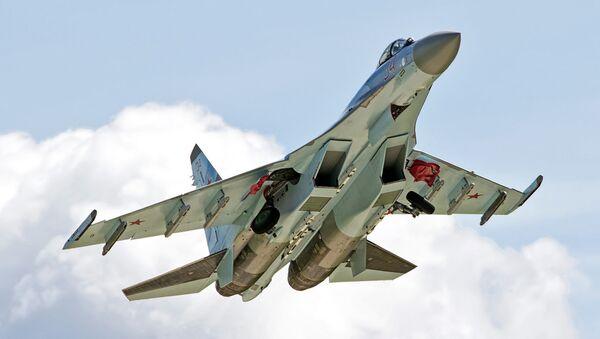 Sukhoi Su-35S - Sputnik International