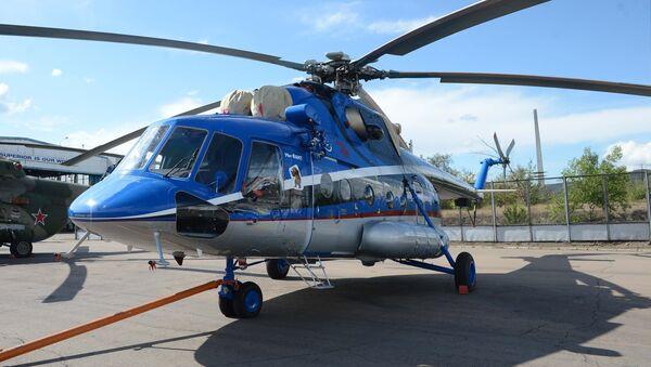 Helicopter Mi-8AMT (export name - Mi-171Sh) - Sputnik International
