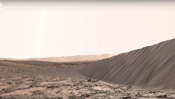 Namib Dune, Mars - Sputnik International