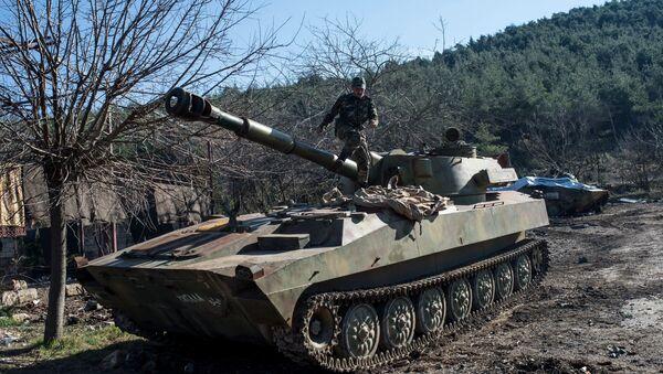 Syrian Army takes control of another key town in Latakia - Sputnik International